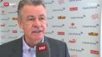 Video «Fussball: Nati-Aufgebot von Hitzfeld» abspielen
