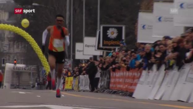 Video «Bericht zum Zürich Marathon («sportpanorama»)» abspielen