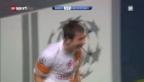 Video «CL: Braga - Galatasaray Istanbul» abspielen