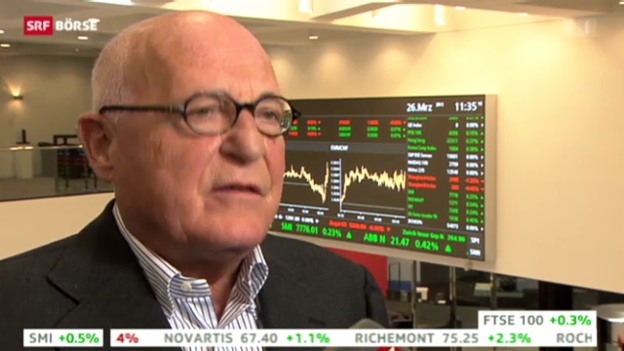 Video «SRF Börse vom 26.03.2013» abspielen