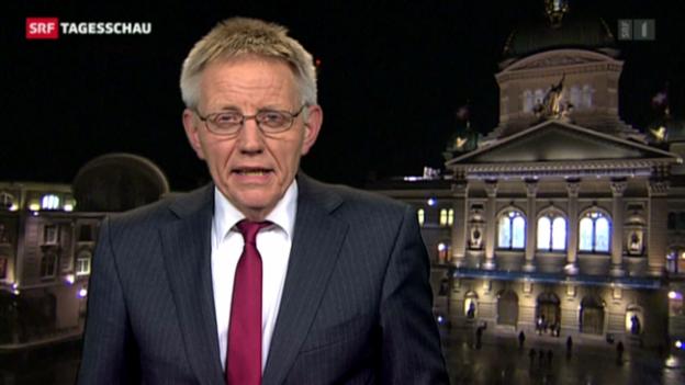 Video «SRF-Bundeshausredaktor zum GPK-Bericht» abspielen