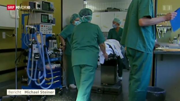Video «10v10 17.4.13: Nationalrat empfiehlt Abtreibungs-Initiative zur Ablehnung.» abspielen