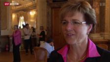 Video «Verena Herzog: Präjudiz für Legalisierung» abspielen