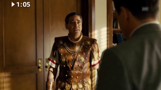 Video «Im Kino: «Hail, Caesar!»» abspielen