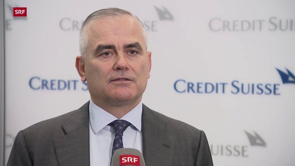 Gottstein: «In den Monaten April und Mai gewisse Geldabflüsse»