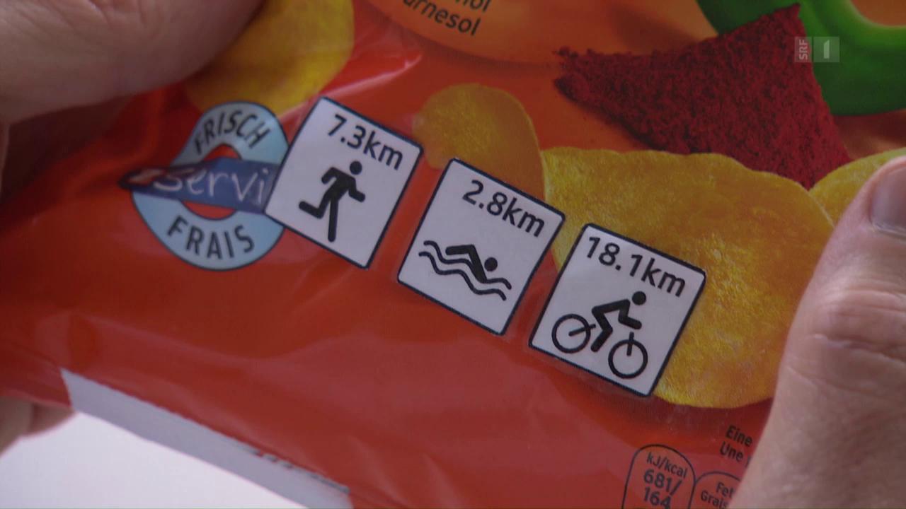 Piktogramme statt Kalorien?
