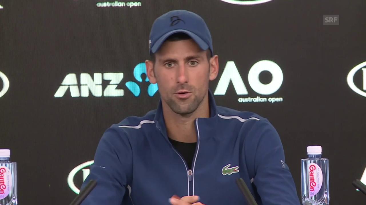 Djokovic voll des Lobes für Chung