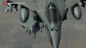 """Video «""""Zusammenarbeit mit Assad prüfen""""» abspielen"""