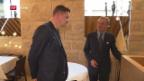 Video «Schweizer KMU tun sich schwer mit der Nachfolger-Suche» abspielen