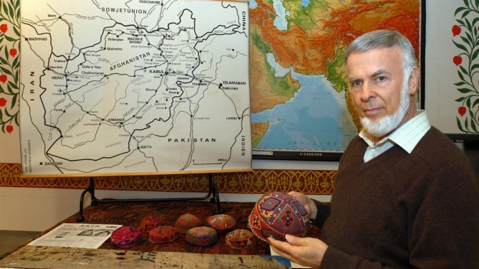 Paul Bucherer kennt Afghanistan wie kaum ein anderer