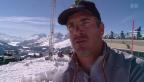 Video «Mutig, männlich, muskulös: Stuntman Oliver Keller» abspielen