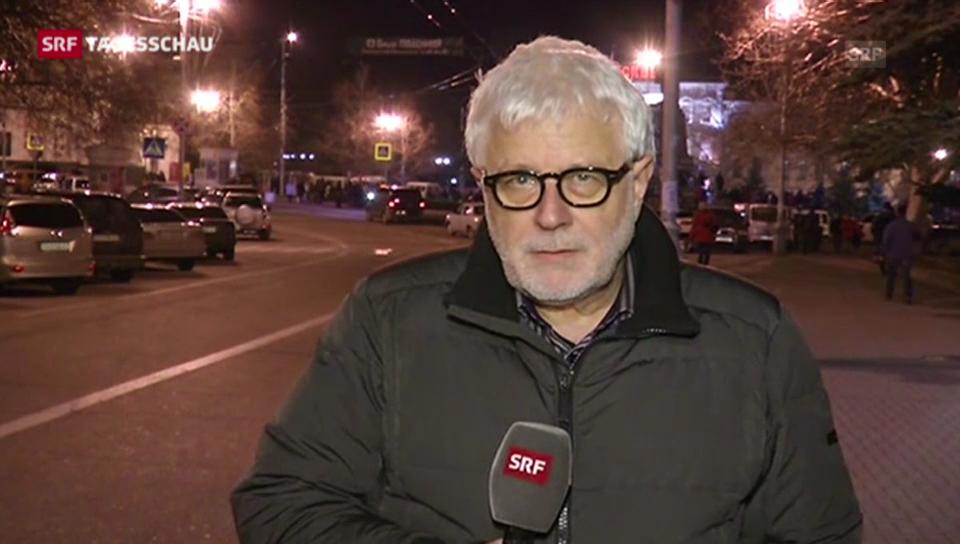 Peter Gyslings Analyse zur Lage auf der Krim