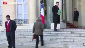 Video «Politiker aus aller Welt in Paris» abspielen