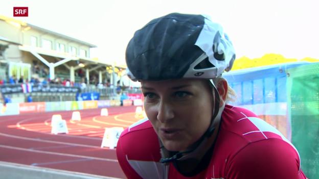 Video «Behindertensport: Start zur Leichtathletik-EM» abspielen