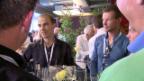 Video «Nino Schurter und Simon Niepmann: Freundschaft dank Rio» abspielen