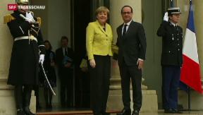 Video «Möglicherweise entscheidender Griechenland-Gipfel» abspielen