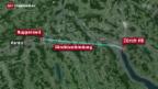 Video «SBB plant Riesentunnel durch das Reusstal» abspielen