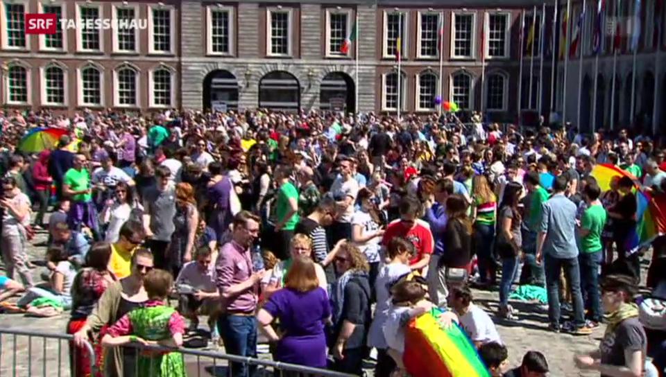 Irland sagt Ja zur Homoehe