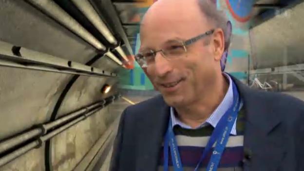 Video «Hoch dotierter Physik-Preis für Schweizer Forscher» abspielen