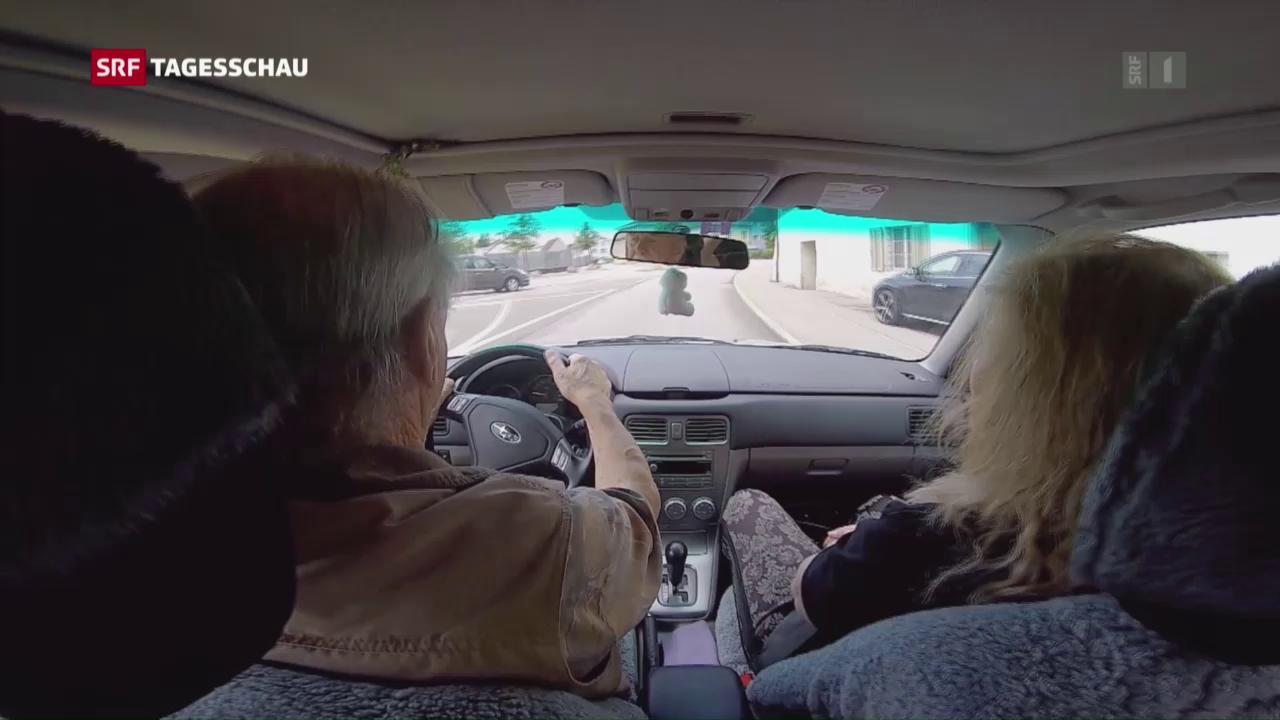 Führerausweis-Entzüge bei Senioren steigen