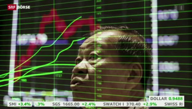 Video «SRF Börse vom 25.08.2015» abspielen