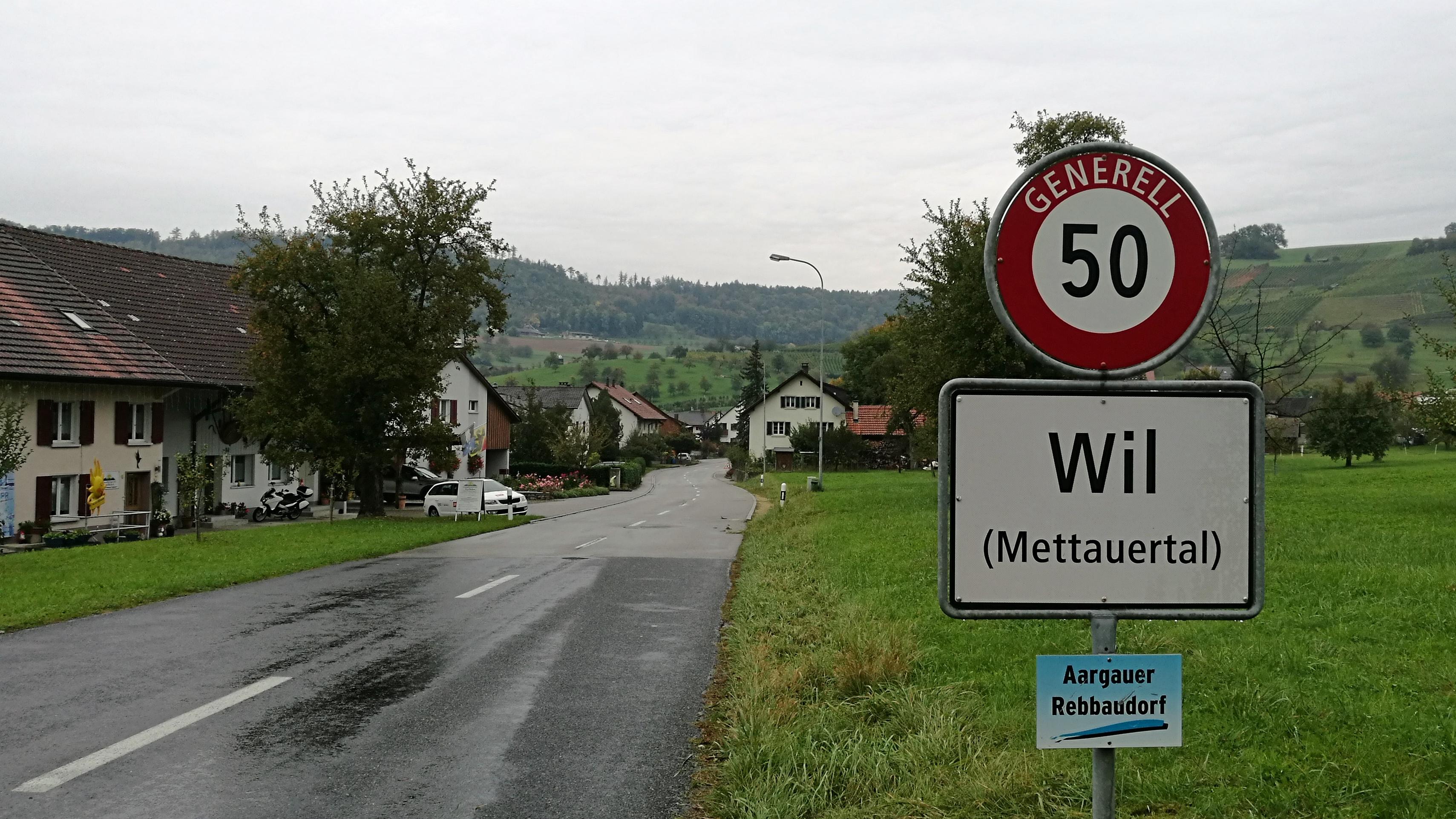 Mettauertal: Aus fünf Dörfern wird langsam eine Gemeinschaft (2.10.17)