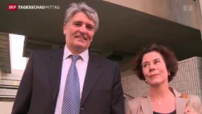 Video «Freispruch für ehemaligen UBS-Manager Raoul Weil» abspielen