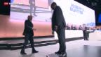Video «Trotz Skandals: Blatter bleibt Fifa-Präsident» abspielen
