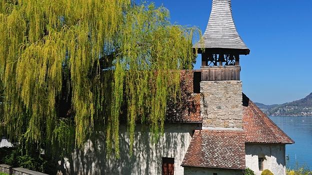 Glockengeläut der reformierten Kirche in Einigen