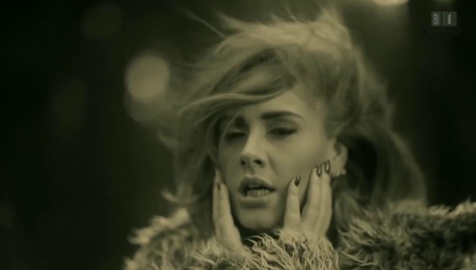 Adele bricht «Youtube»-Rekord