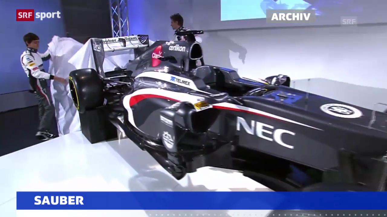 Formel 1: Sauber und Ferrari verlängern Zusammenarbeit