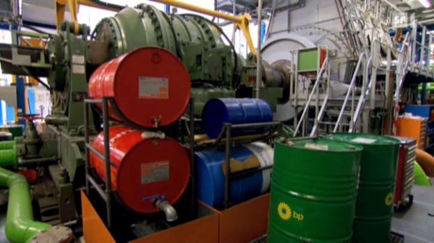 Video «Schweizer Know-how für saubere Schiffsmotoren» abspielen
