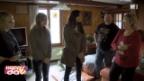 Video ««Ein Dorf hilft…» - Teil 1: Familie Anker aus Gampelen» abspielen