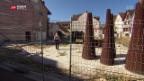 Video «Wiederaufbau von Steckborn harzt» abspielen