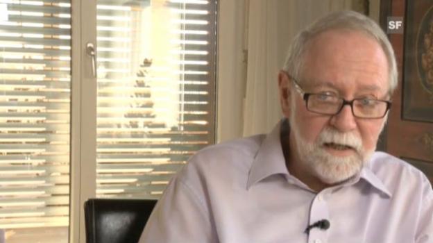 Video «Experte Dennis Turner über Trauer um ein Haustier» abspielen