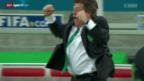 Video «Herrera: Ein Trainer unter Hochspannung» abspielen