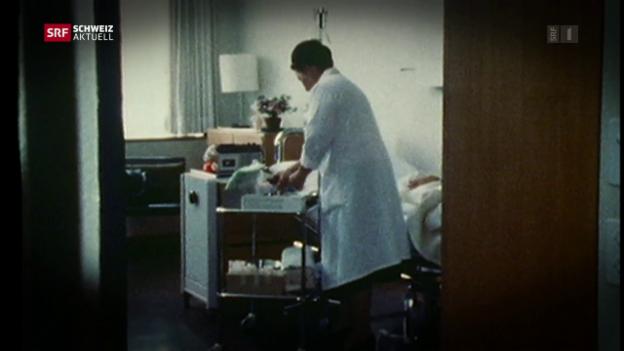 Video «Medikamententests in der Psychiatrie Basel» abspielen