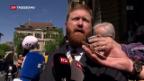 Video «Ex-Polizeichef von Guatemala in Genf verurteilt» abspielen