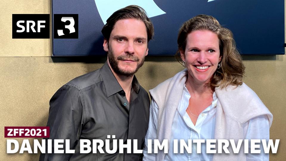 Daniel Brühl im Interview