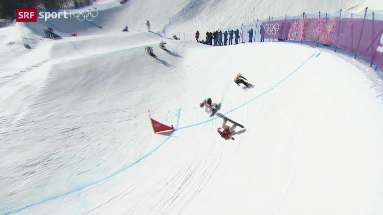 Boardercross: Der spektakuläre Wettkampf der Frauen