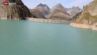 Video «Subventionsflut für Wasserkraft» abspielen