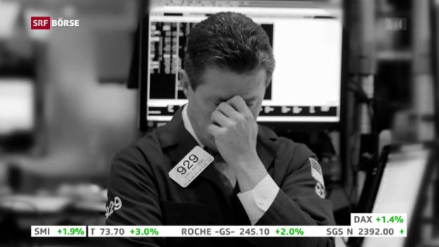Video «SRF Börse vom 31.10.2018» abspielen