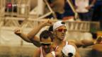 Video «Rudern: Der Gold-Vierer von Rio macht Pause» abspielen