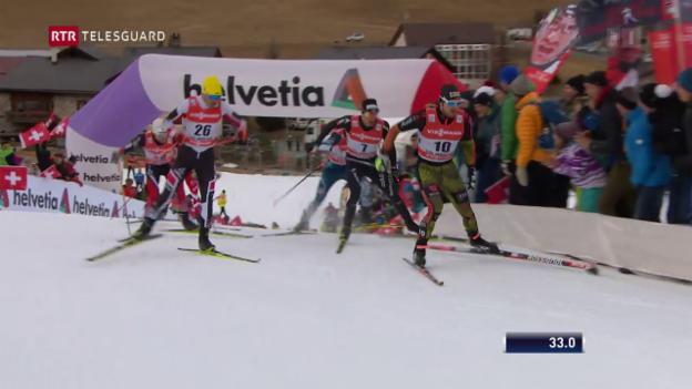 Laschar ir video «La Val Müstair less salvar il Tour de Ski»