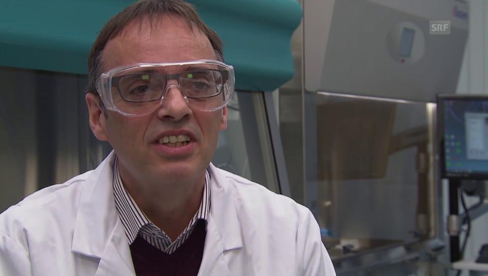 Interview mit Hansjörg Keller von Novartis