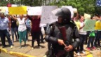 Video «Ortega zieht Rentenreform zurück» abspielen