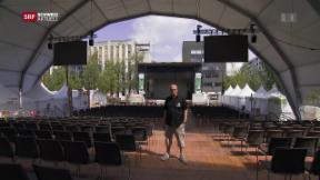 Video «Defizit für grösstes Public Viewing der Schweiz» abspielen