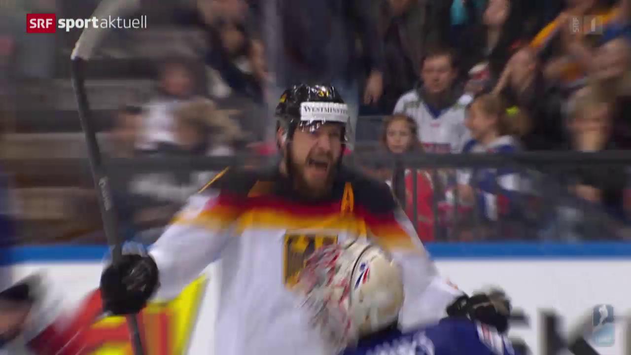 Eishockey: WM 2015, Spiele der Schweizer Gruppe