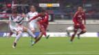 Video «Vaduz trotzt dem FCB einen Punkt ab» abspielen