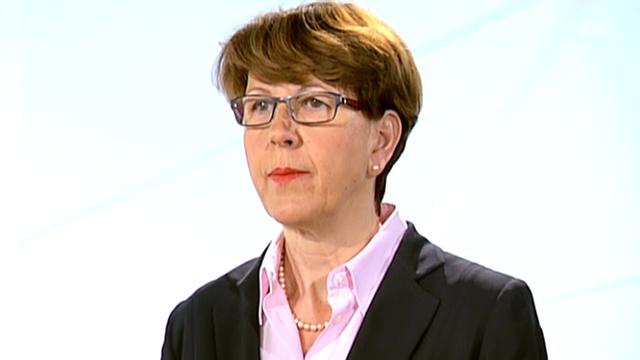 Postchefin Susanne Ruoff über US-Kunden